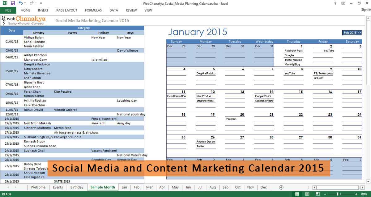 Social Media Planning 01