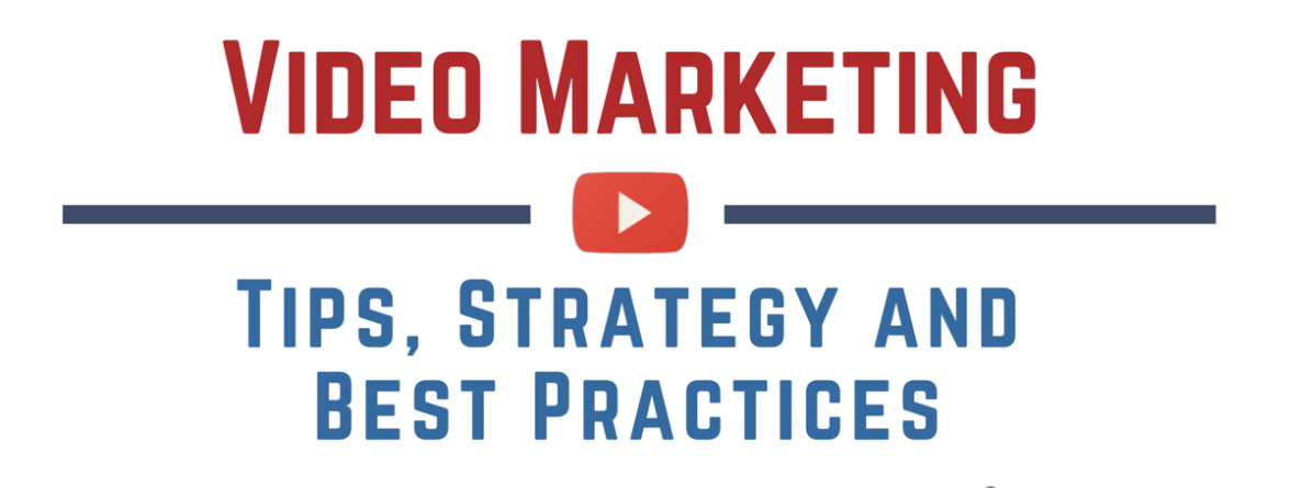 Video Marketing - Tips, Strategy and Best Practices