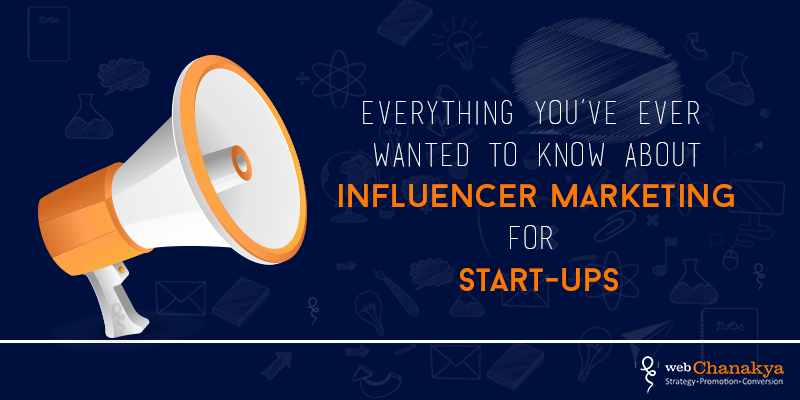influencer marketing for start-ups