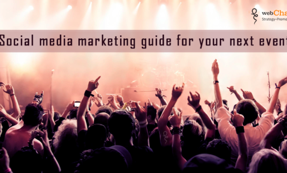 Social media marketing guide for your next event