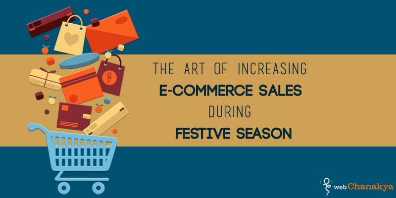 increasing e-commerce sales in festival