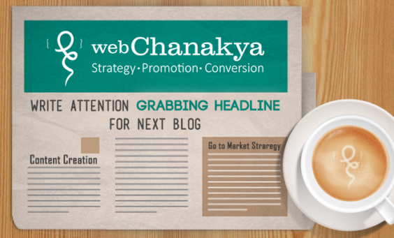 write attention grabbing headline for next blog