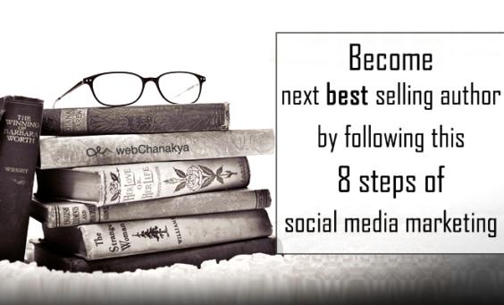 social media marketing for books