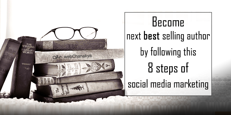 social media marketing for books