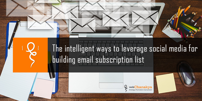 social-media-for-building-email-subscription