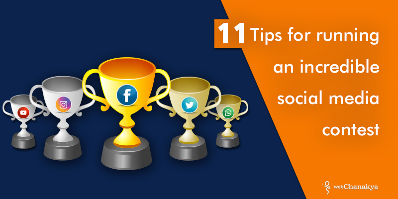 Tips for running an incredible social media contest