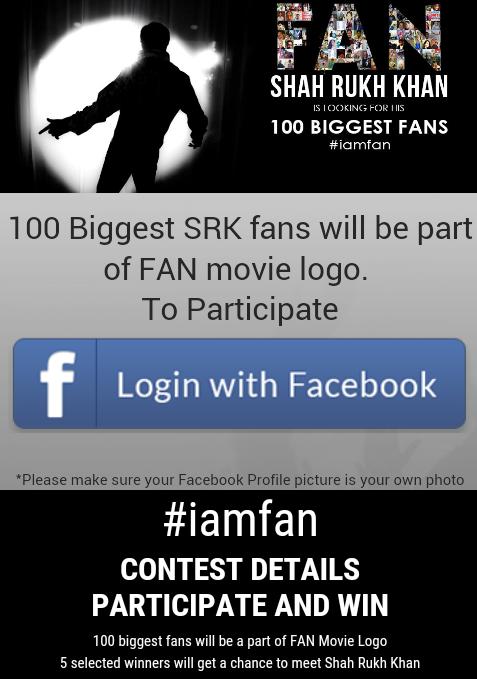 Fan FB contest