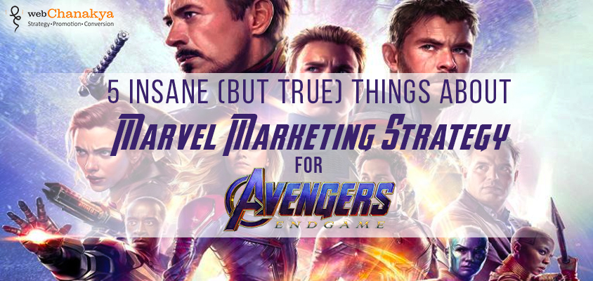 Avengers: Endgame - Online Marketing Strategies